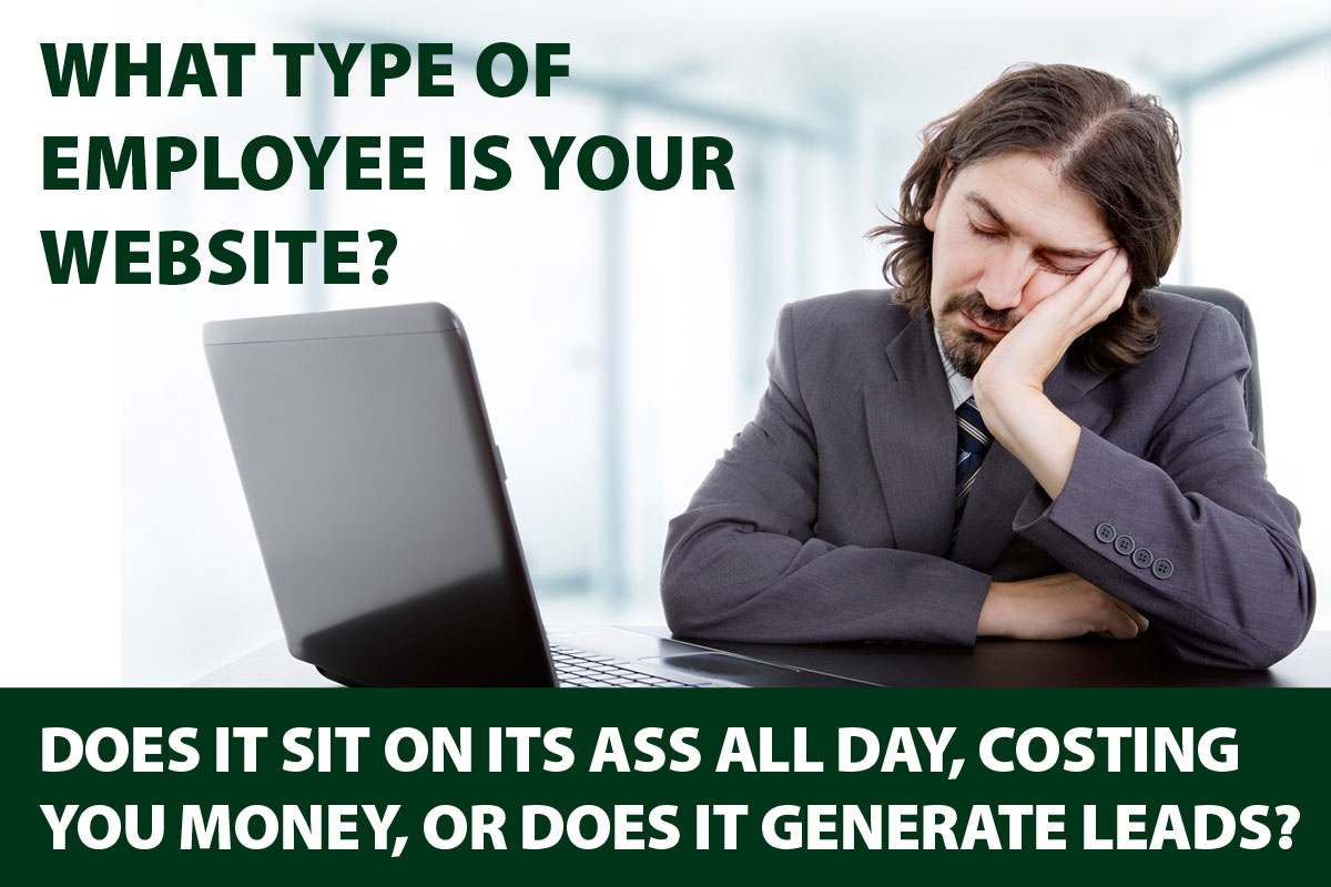 What Type of Employee is Your Website? | ATI Creative Consulting